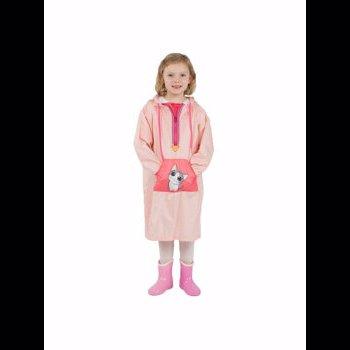 Pelerina de ploaie pentru copii R201 Roz L