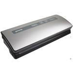 Aparat de vidat Gorenje VS120E, 120 W, vidare si sigilare, suport cablul, electronic, argintiu