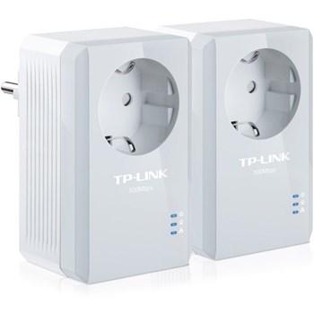 POWERLINE TP-LINK TL-PA4010PKIT HOMEPLUG AV 500MBPS ULTRA COMPACT