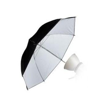 Umbrela Reflexie Alb Mat 103cm