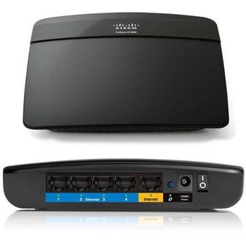 Router Wireless Linksys E1200 4 porturi e1200