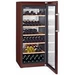Vitrina frigorifica Liebherr Premium WKt 4552, 401 l, 6 rafturi, Maro