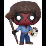 Figurina - Deadpool - Bob Ross