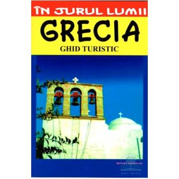 In jurul lumii - Grecia - Ghid turistic 973-645-138-0
