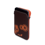 Husa tableta/ e-Book Genius GS-701 7 - Brown/ Orange