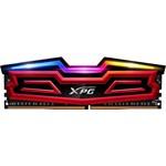 Memorie ADATA XPG Spectrix D40 RGB 8GB DDR4 3000Mhz CL16 ax4u300038g16-srs