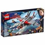 LEGO Marvel Super Heroes - Capitanul Marvel si atacul Skrull 76127