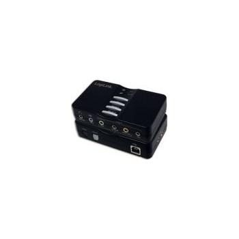 Placa de sunet LogiLink Sound Box USB 7.1