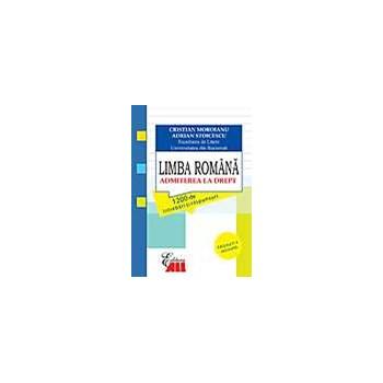 Limba Romana. Admiterea la drept. 1200 de intrebari si raspunsuri (eBook)