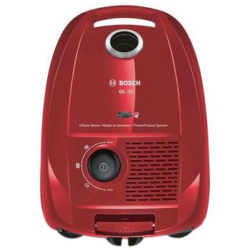 Aspirator cu sac Bosch BGL3B210 4L 750W Tub Telescopic Filtru PureAir Rosu bgl3b210