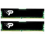 Kit Memorie Patriot Signature Line 16GB 2x8GB DDR4 2400MHz CL17 cu radiator psd416g2400kh