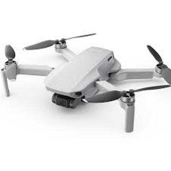 Drona DJI Mavic Mini, Gimbal 3 axe, 2.7K videoAutonomie 30min, 249g