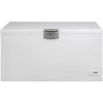 Lada frigorifica Beko HS23753, 350 l, Clasa A++, Alb