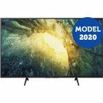 Televizor Smart LED, Sony Bravia KD-55X7055, 139 cm, Ultra HD 4K