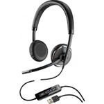 Casti Stereo Call-Center Plantronics Blackwire C520-M USB Certificat Microsoft plc00131