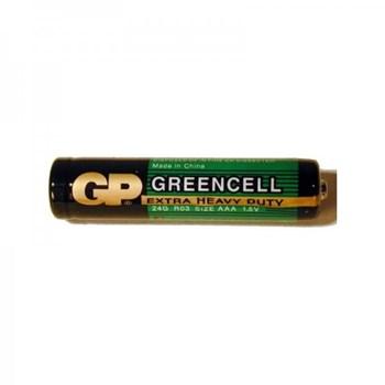 Baterie GP 4xAAA Zinc-Carbon Blister gp24g-bl4
