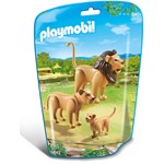 Playmobil City Life - Zoo, Familie de lei