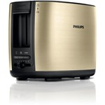 Philips Prajitor de paine Philips HD2628/50 950W 2 felii 7 setari Champagne