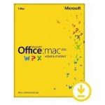 Microsoft Office Mac Home and Student 2011, Limba engleza, Licenta ESD (Electronica)