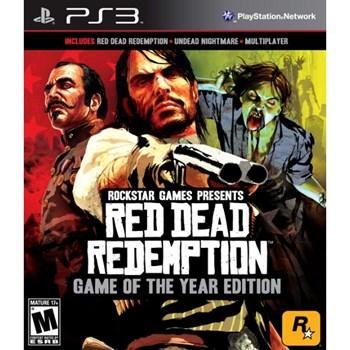 Joc consola Rockstar Red Dead Redemption GOTY Edition PS3
