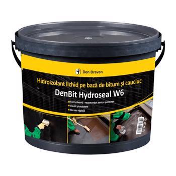 Hidroizolant Den Bit, Hydroseal W6, 5 kg