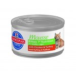 Hill's SP Feline Kitten Mousse Conserva 85 g