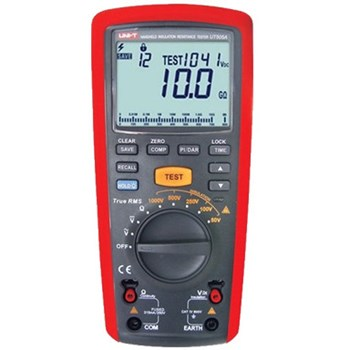 Multimetru digital Rezistenta Izolatie Uni-T UT505A