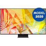Televizor Smart QLED, Samsung 65Q90T, 163 cm, Ultra HD 4K