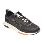 Pantofi sport PEPE JEANS negri, LS31064, din material textil