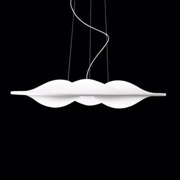 Plafoniera Pendant Lamp Circle wave_P Linea Light