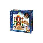 Cubes. Cuburi de constructie din lemn: 82 piese