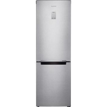 Combina frigorifica Samsung RB33N340NSA, 315 L, Clasa A+++, Full No Frost, Power Freeze, Compresor Digital Invertor, Display, H 185 cm, Metal Graphite