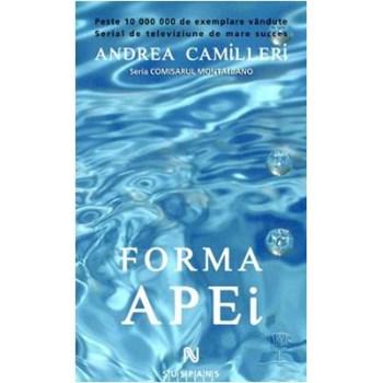 Forma apei - Andrea Camilleri 973-8134-61-1