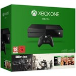Consola Xbox One S 1TB + Tom Clancy's Rainbow Six: Siege