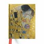 Carnet - Gustav Klimt - The Kiss