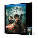 Harry Potter şi Talismanele Morţii: Partea 2 - Blu Ray Special Edition Lenticular