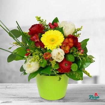Aranjament floral - Aranjament de Dragobete