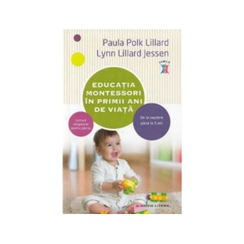 Educatia montessori in primii ani de viata