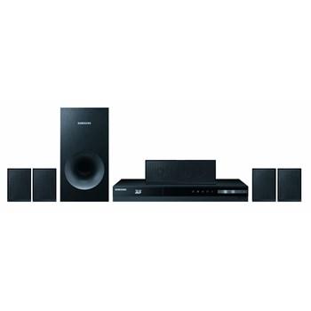 Sistem Home Cinema 5.1 3D cu Blu-ray, Samsung HT-H4500R, 500W, Negru