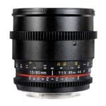 Samyang 85mm T1.5 Sony II VDSLR RS125005932 Resigilat