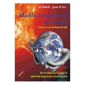 Marile conspiratii ale lumii, ceea ce ar trebui sa stii - Al Hidell, Joan D Arc