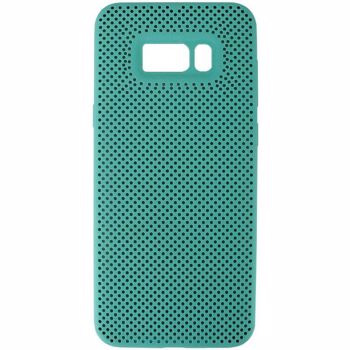 Husa Senno Neo Air Silicone pentru Samsung S8 Mint Blue snnm-bc-nas-sas8-mb