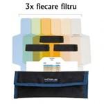 ExpoImaging Rogue Flash Gels Color Correction Filter Kit - filtre gel pentru blituri externe