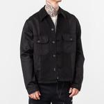 Alexandre Mattiussi Patchwork Jacket Black