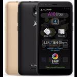 Telefon mobil Allview A10 Lite 2019 8GB Dual SIM 3G Black A10LITE 2019