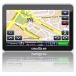 "Sistem de Navigatie Smailo HD 4.3, 468 MHz, Microsoft WinCE 6.0, TFT LCD Anti-reflex 4.3"", Harta Full Europa"