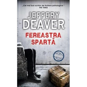 FEREASTRA SPARTA JEFFERY DEAVER