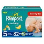 Scutece Pampers 5 Active Baby 11-25kg (82)buc 81241927