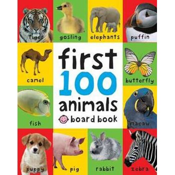 First 100 Animals (First 100)