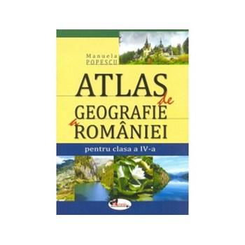 Atlas de geografie a Romaniei